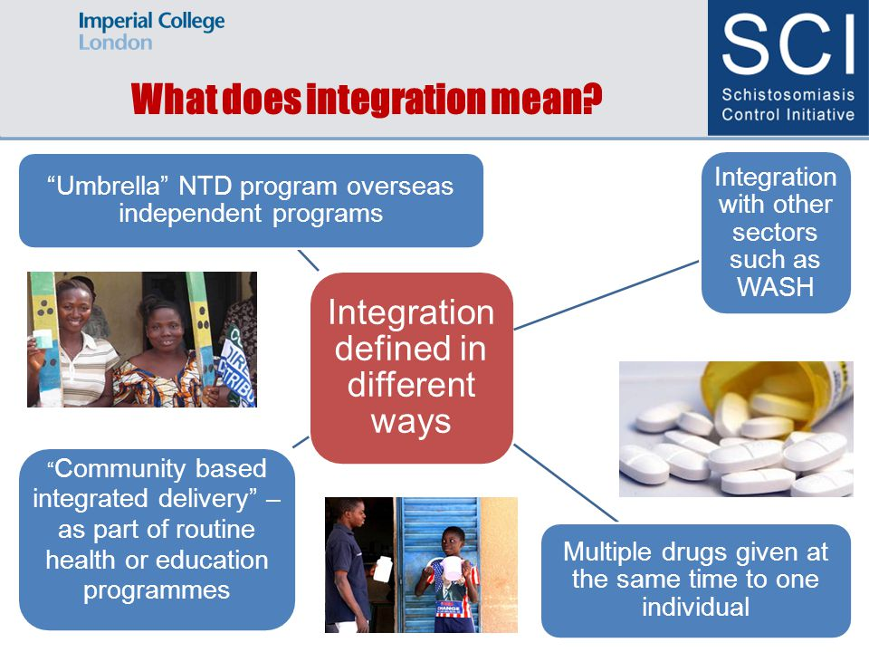 What does integration mean.