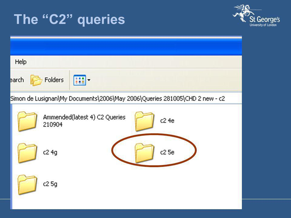 The C2 queries