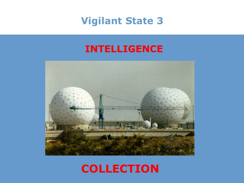 Vigilant State 3 COLLECTION INTELLIGENCE