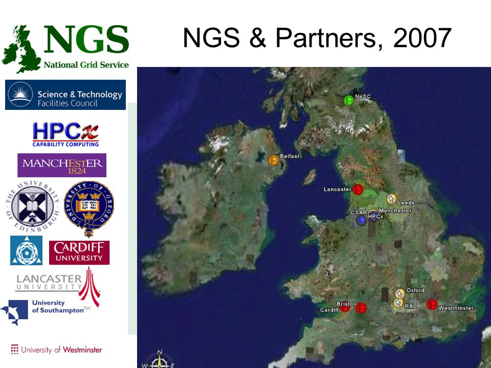 NGS & Partners, 2007