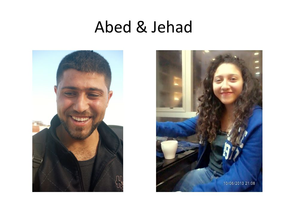 Abed & Jehad