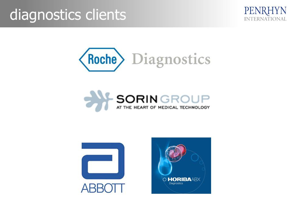 diagnostics clients