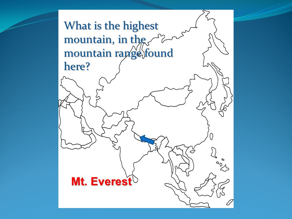 ©abcteach Japan and Asia Japanabcteach Japan What is the highest mountain, in the mountain range found here.