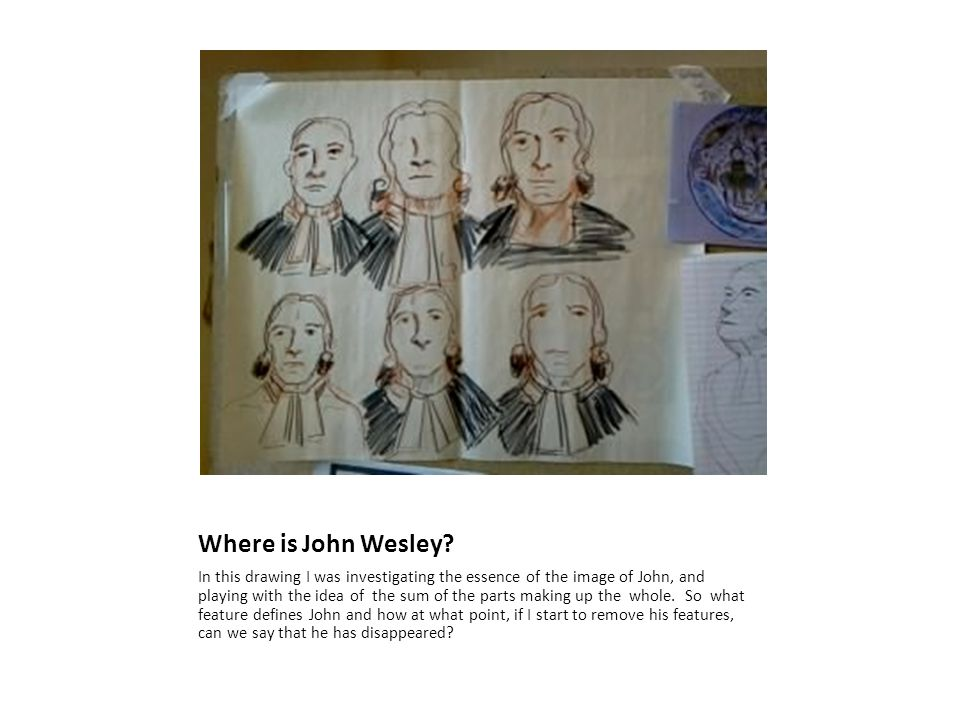 Where is John Wesley.