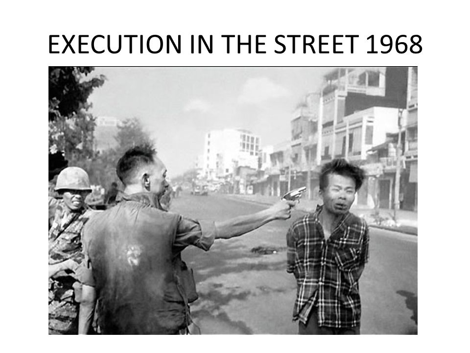 EXECUTION IN THE STREET 1968