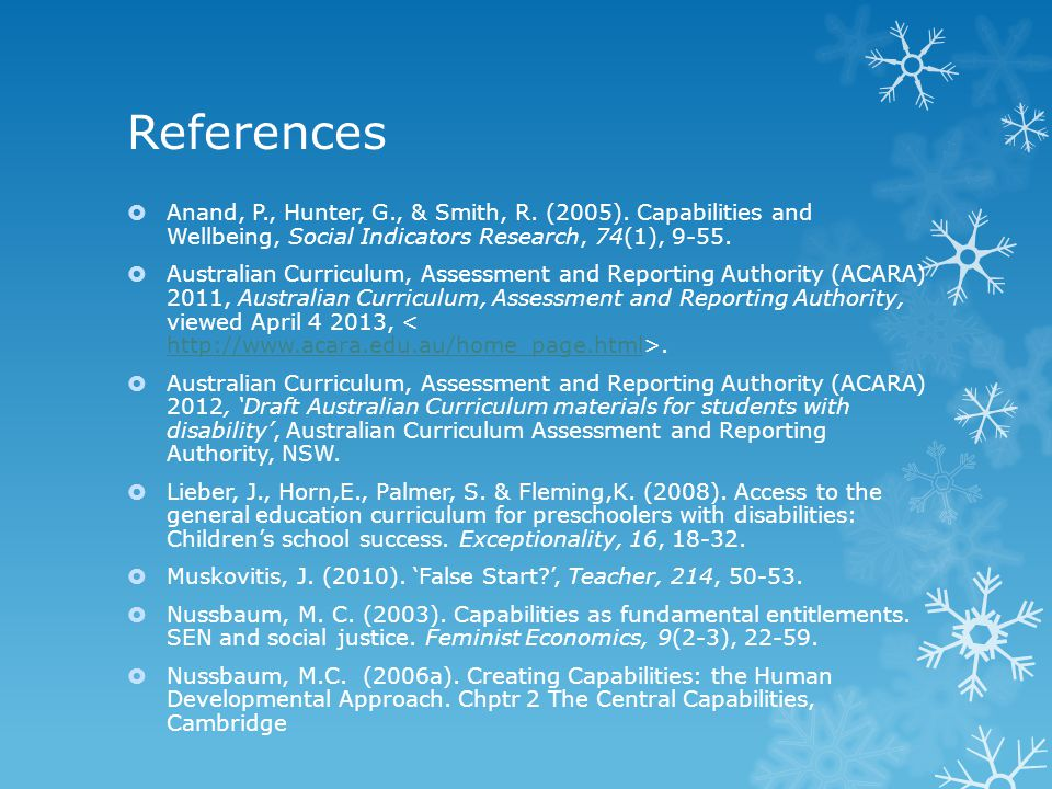 References  Anand, P., Hunter, G., & Smith, R. (2005).