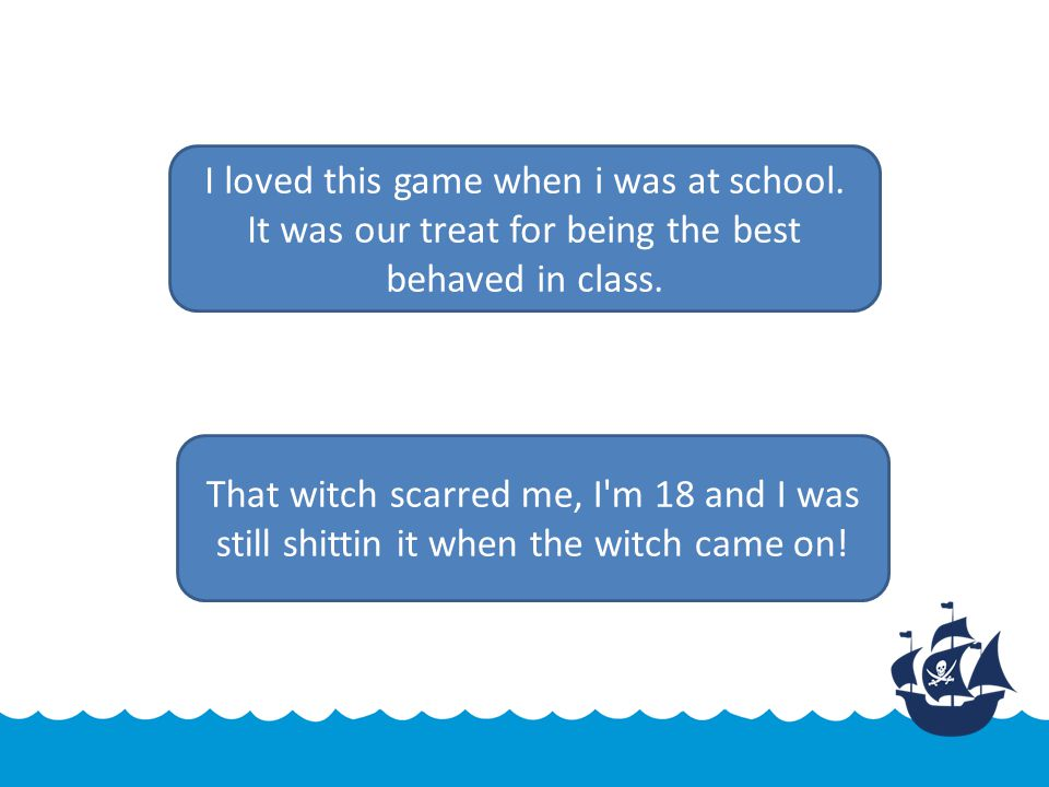 I loved this game when i was at school. It was our treat for being the best behaved in class.