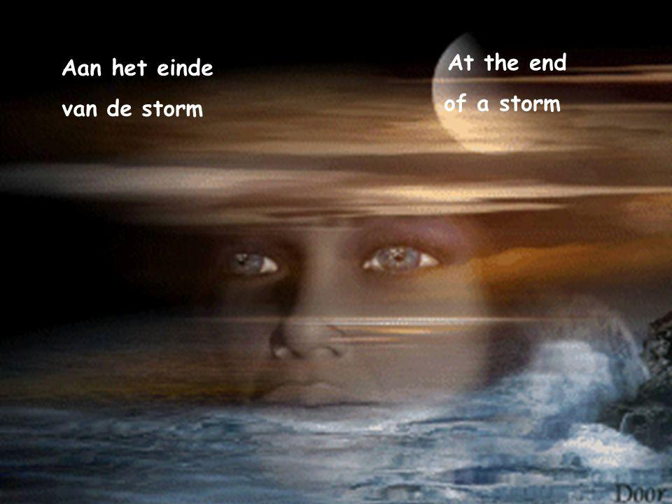 And don't be afraid of the dark of the dark En wees niet bang van het donker