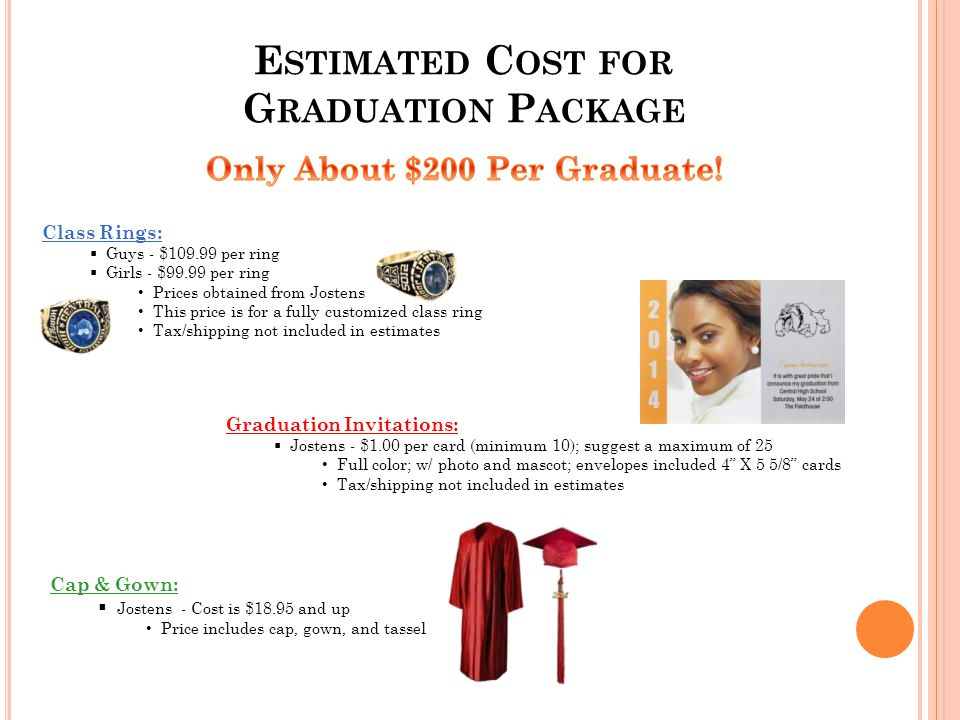 E XAMPLES OF T ANGIBLE S ERVICES Graduation Package – This support service would encourage youth, and their parents to actively participate by offering incentives for meeting important educational goals.