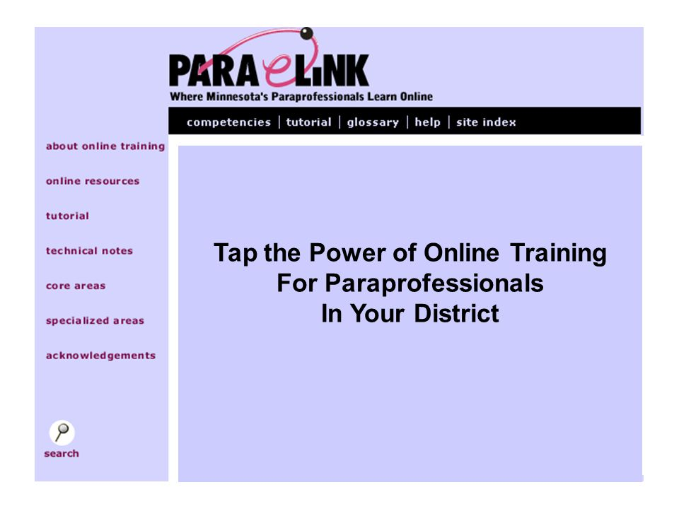 Tap the Power of Online Training For Paraprofessionals In Your District