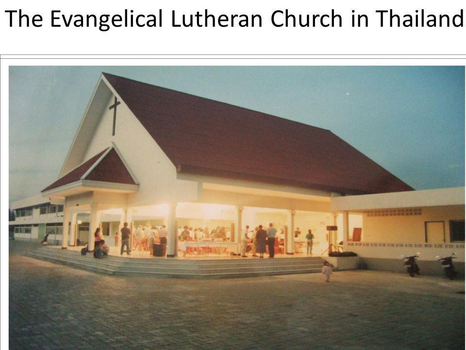 The Evangelical Lutheran Church in Thailand