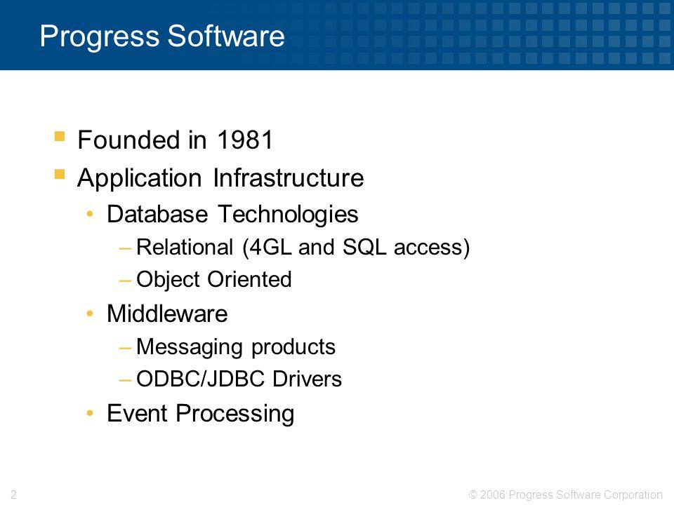 Intercontinental Database Development Mike Furgal September