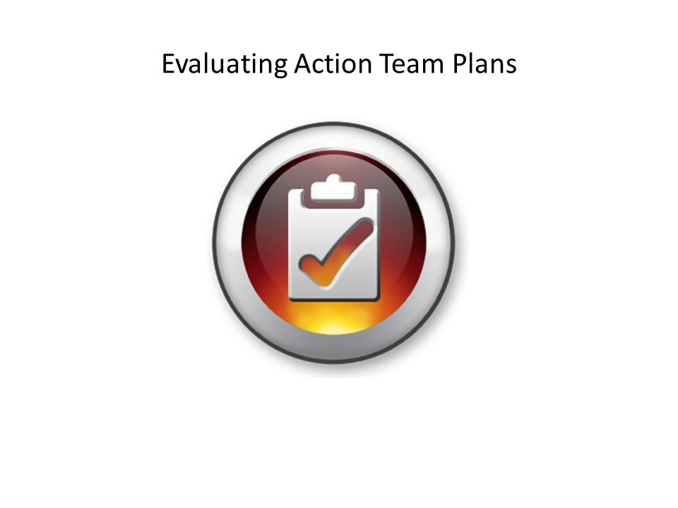 Evaluating Action Team Plans