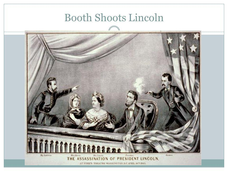 Booth Shoots Lincoln