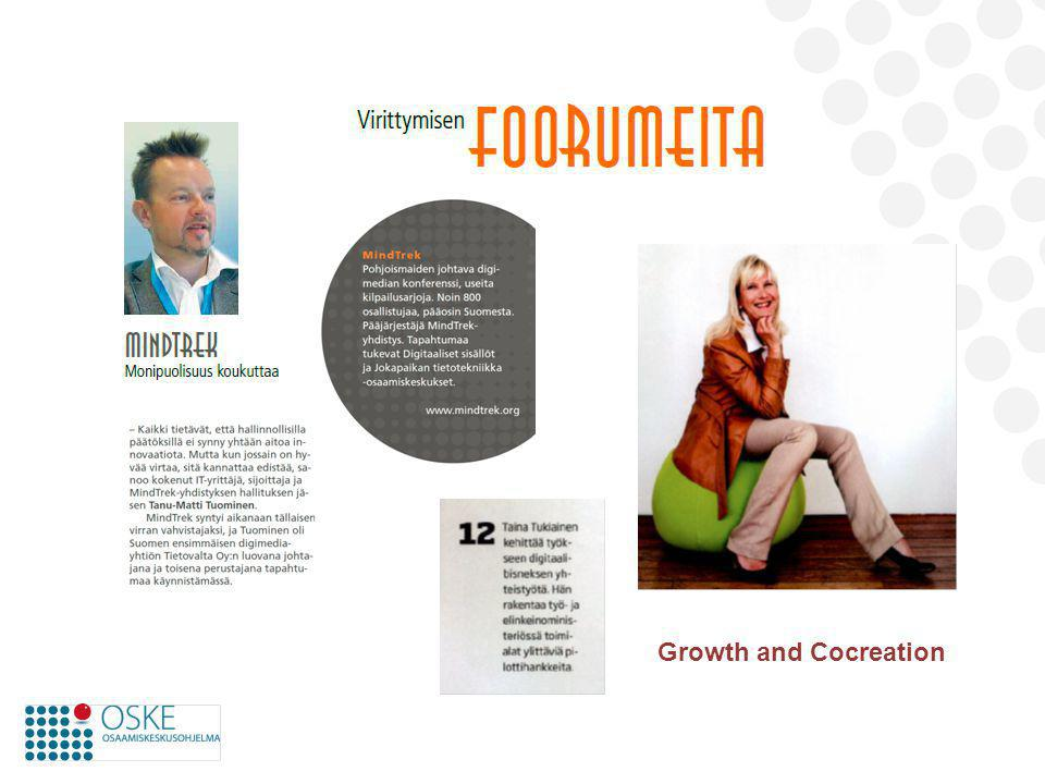 Growth and Cocreation