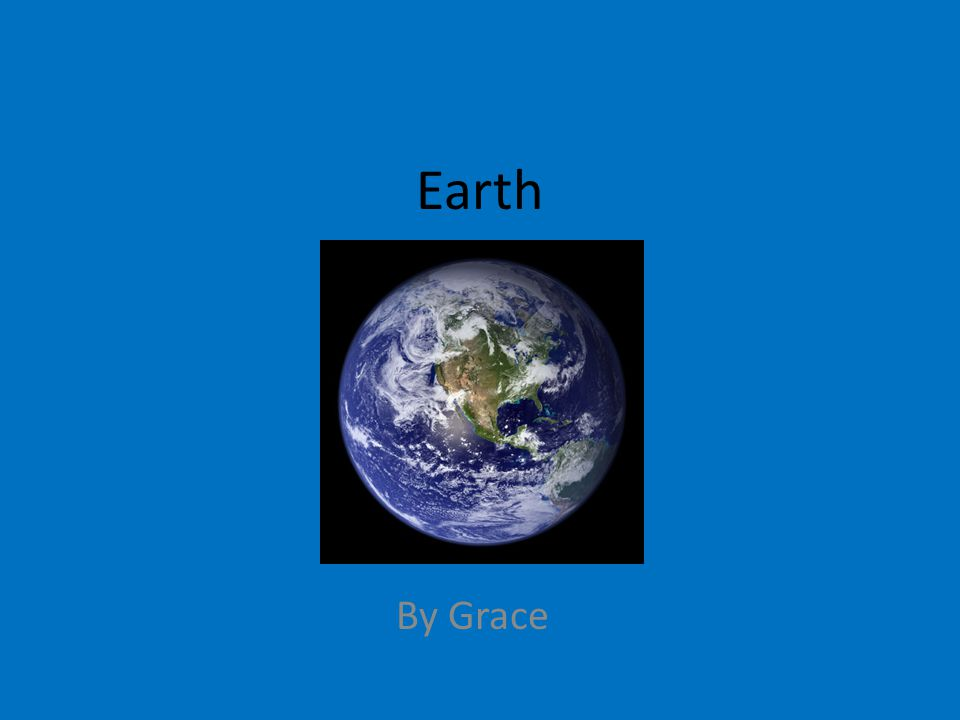 Earth By Grace