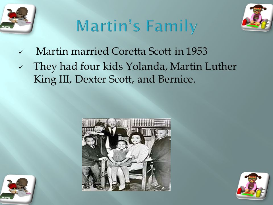  Martin was so smart he started college at the age of 15.