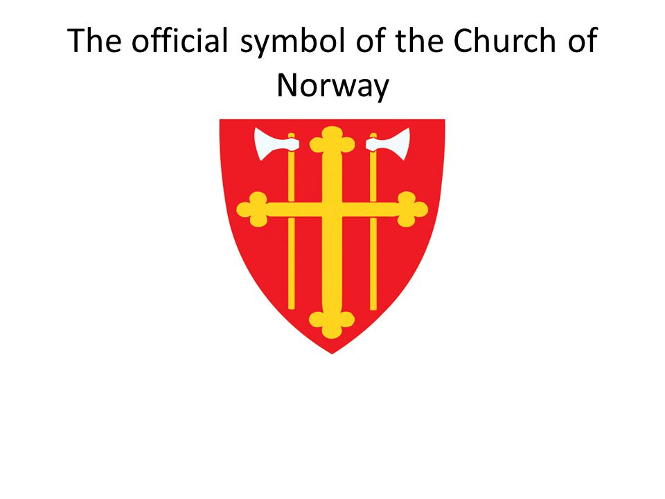 The official symbol of the Church of Norway