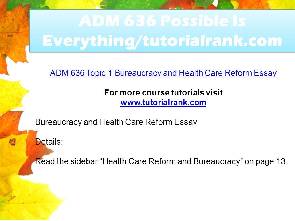 adm  possible is everythingtutorialrankcom   ppt download