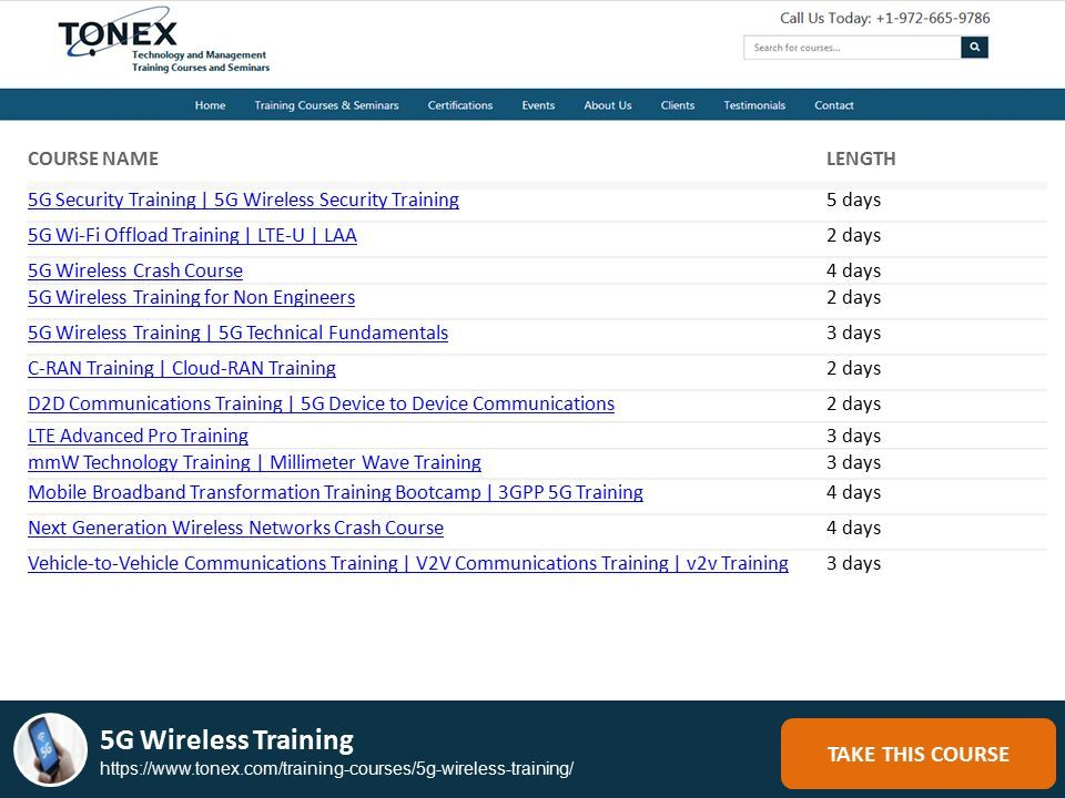5G Training - ppt download