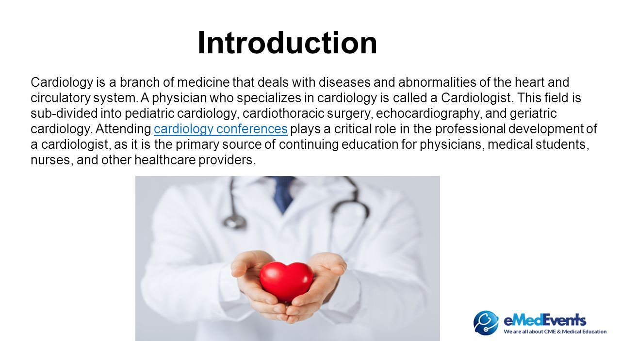 cardiology medical conferences   cardiology conferences