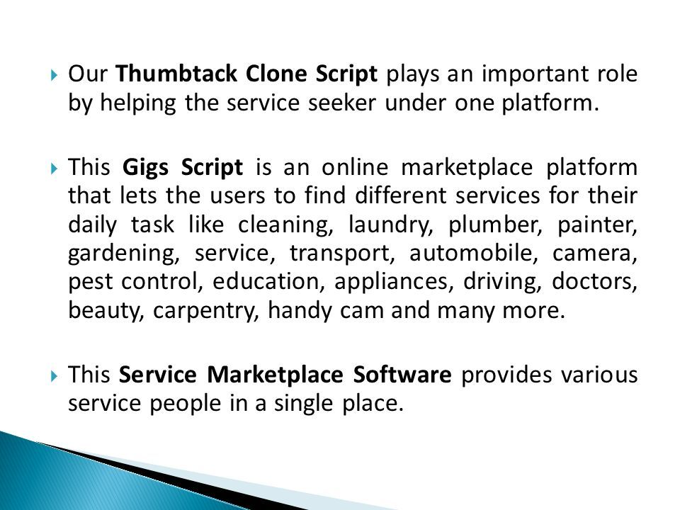 Taskrabbit Clone | Service Marketplace Software | Gigs Clone