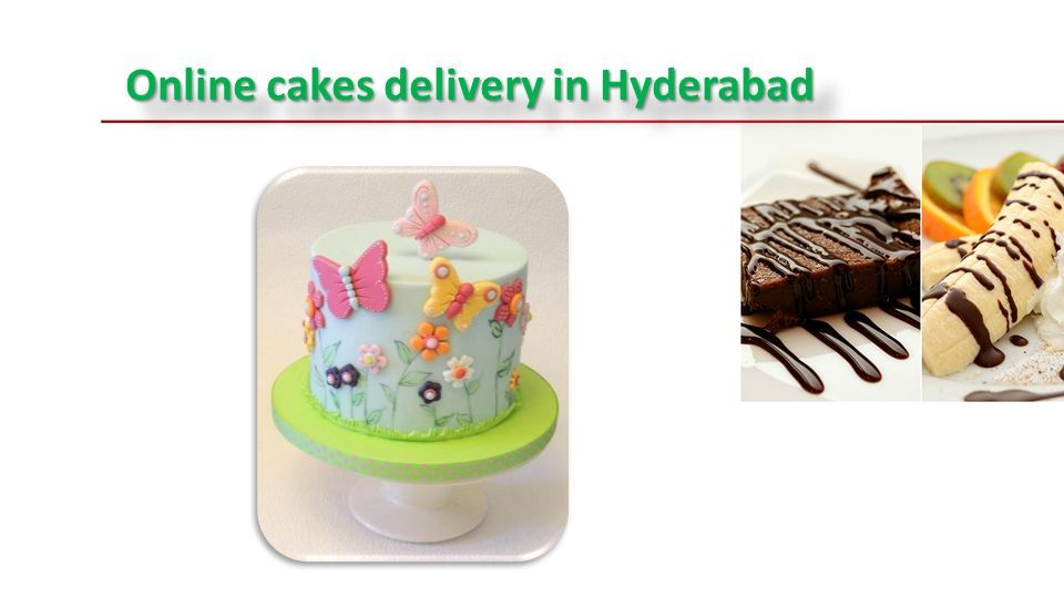3 Online Cakes Delivery In Hyderabad