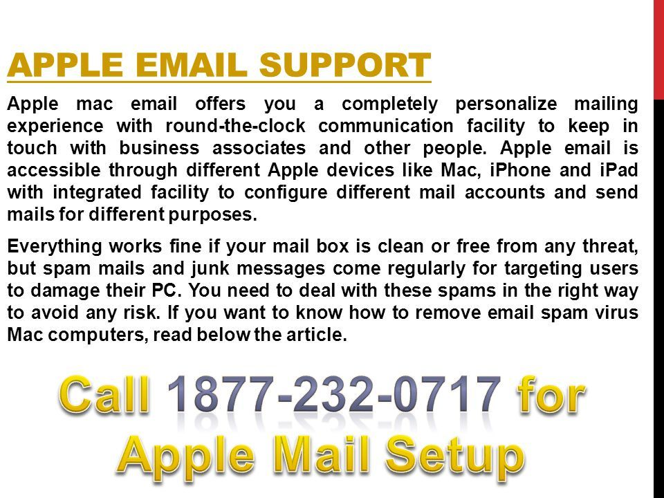 HOW TO REMOVE SPAM VIRUS FROM APPLE MAC COMPUTERS? - ppt