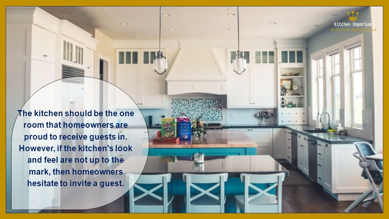 FACTORS THAT INDICATE YOUR KITCHEN NEEDS A REMODELLING. - ppt download
