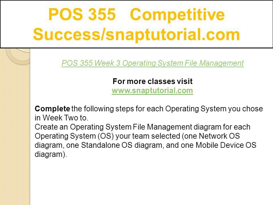 slide_15 pos 355 competitive success snaptutorial com ppt download