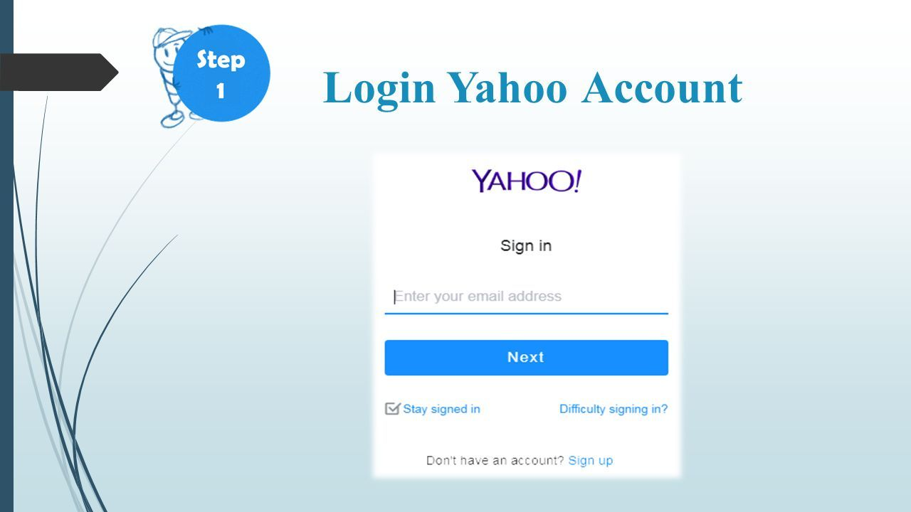 How to Change a Yahoo Mail Password  Login Yahoo Account