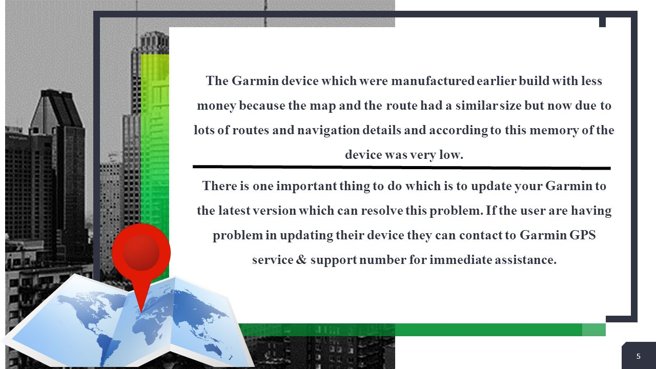 MEMORY FULL ERROR IN GARMIN DEVICE How to deal with Memory