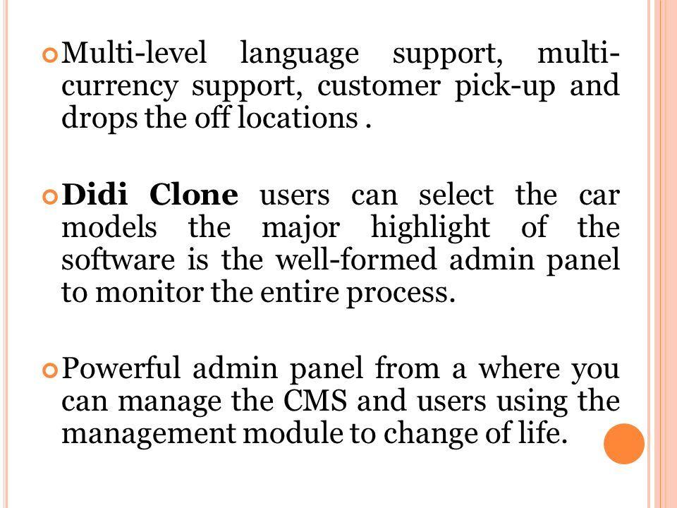 Budget Clone - Budget Script - Didi Clone - Turo Clone - ppt download