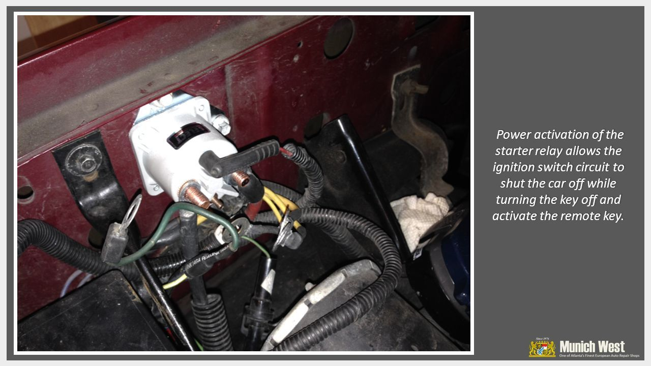 What are the Common Symptoms of a Failing Starter Relay