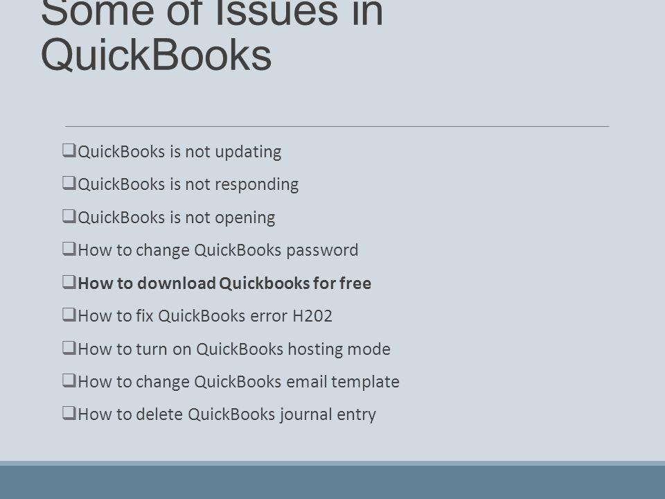 QuickBooks Enterprise Expert | Fix Your QuickBooks Issue Quickly ppt