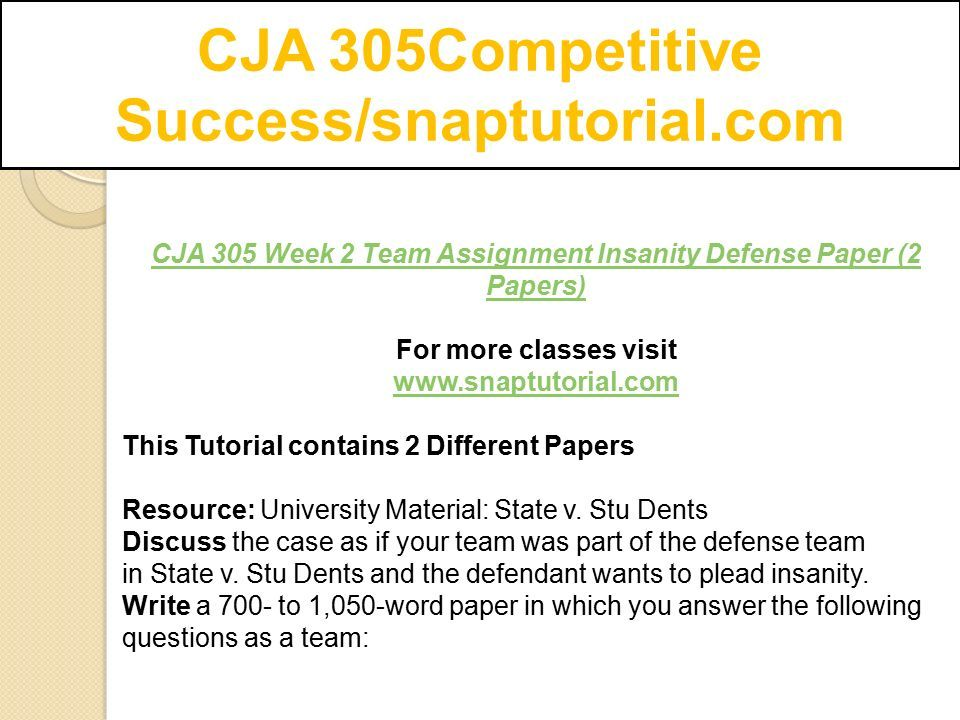 how to write a defense paper