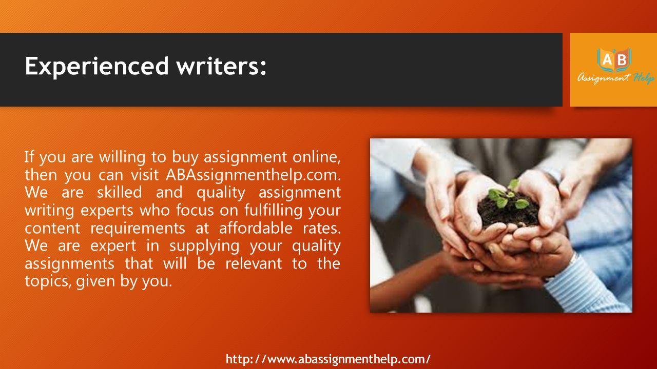 cheap assignments