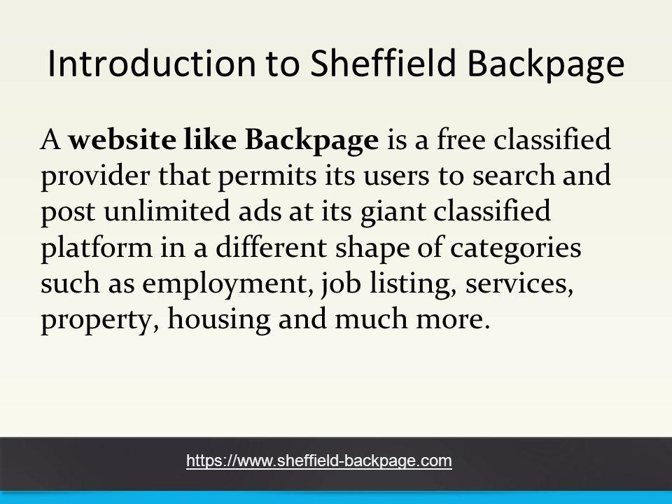 websites like backpage com