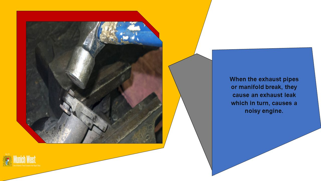 Know the Signs of a Damaged Exhaust System - ppt download