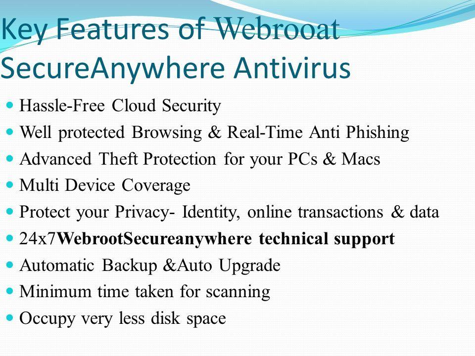 webroot secureanywhere antivirus serial