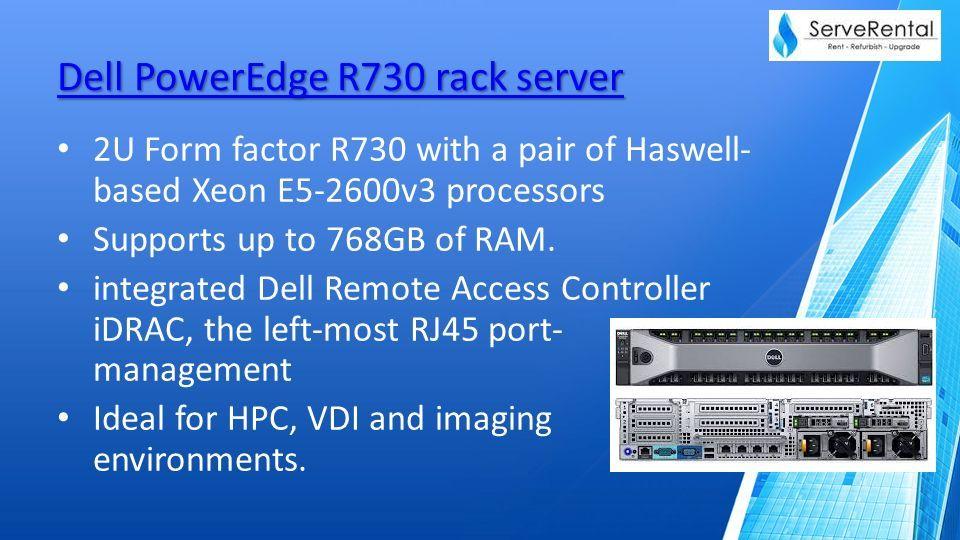 Dell PowerEdge 13 gen servers rental  - ppt download
