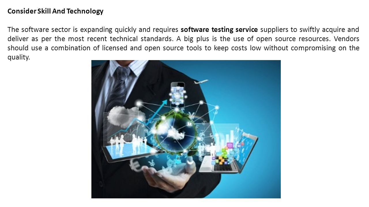 Outsourcing Testing - Essential Things To Look For  - ppt download