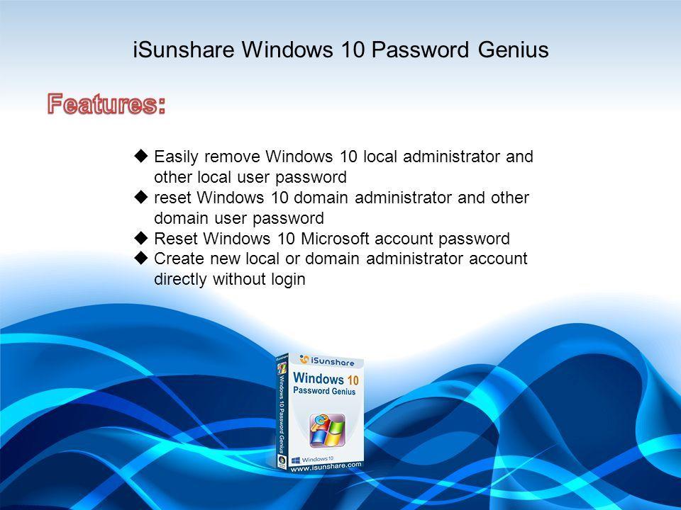 windows 10 login local administrator