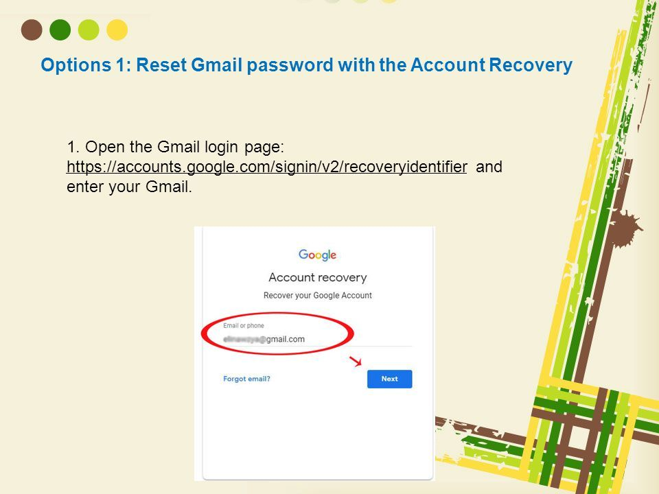 Google Account Recovery Help U0026 How To Recover Gmail