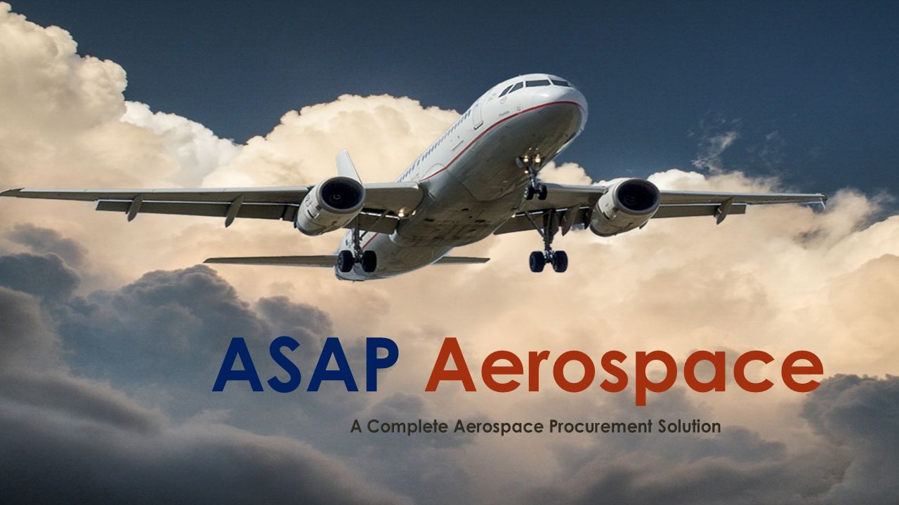 ASAP Aerospace  Guaranteed on-time delivery Scheduling