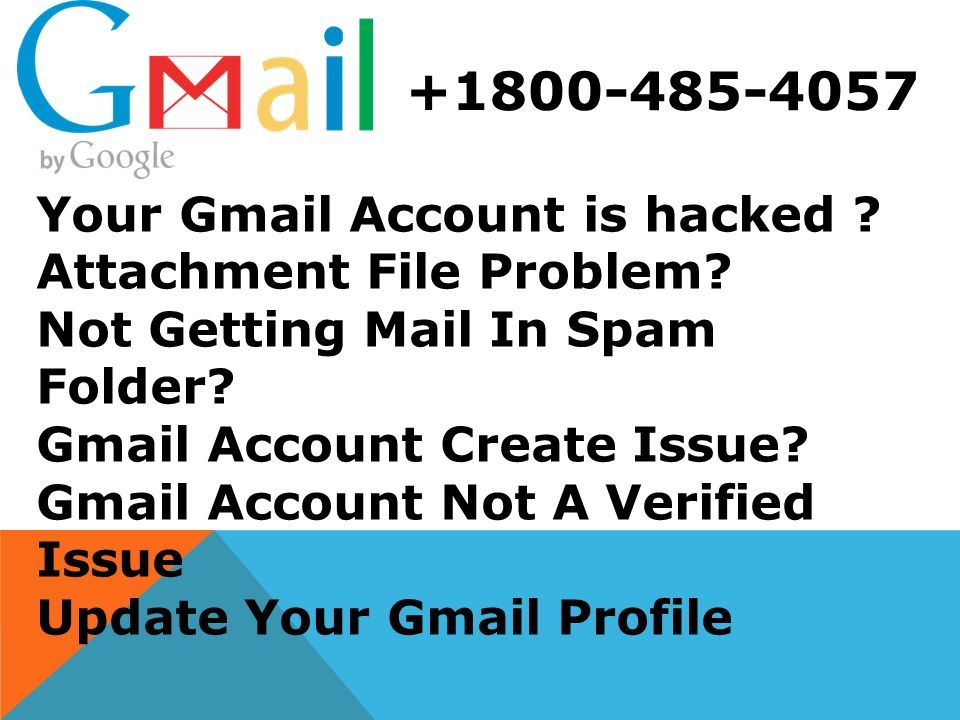 Gmail Tech Support Number Gmail Customer Service Number