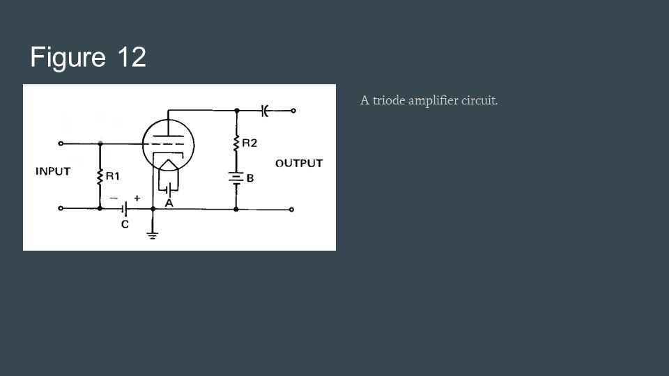 TRIODE TUBES  - ppt download