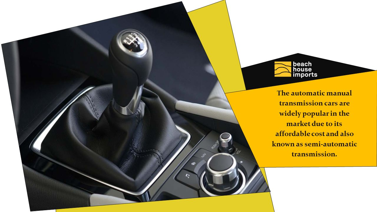 What are the Different Types of Automatic Transmission Found