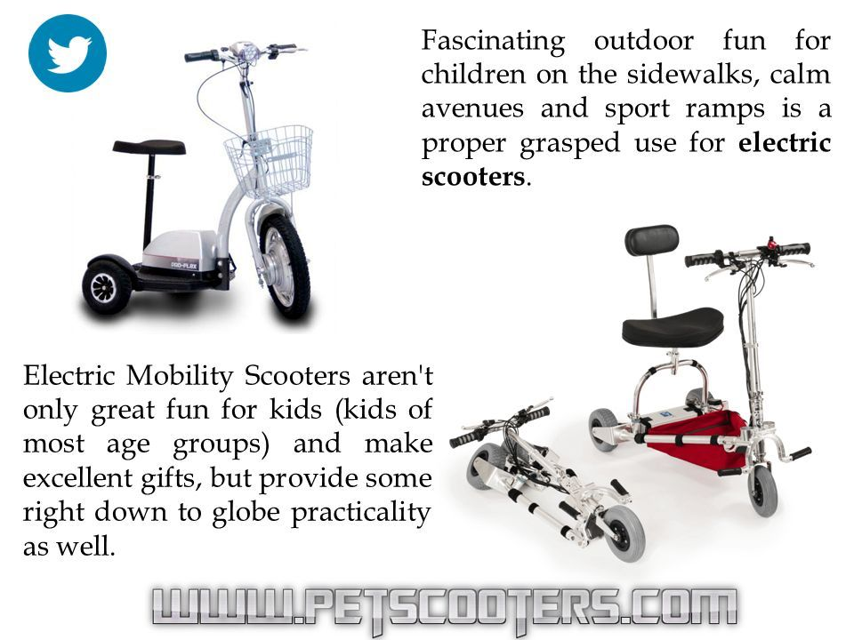 Best Quality 3 Wheel Electric Scooters Ppt Download