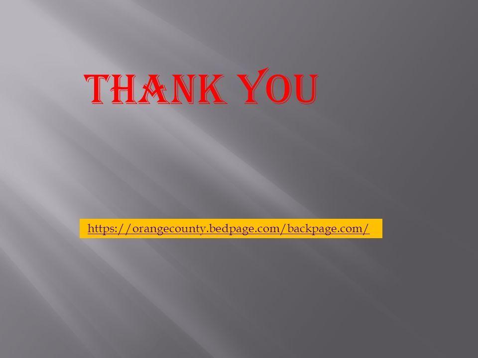 4 Thank You Https Orangecounty Bedpage Com Backpage Com